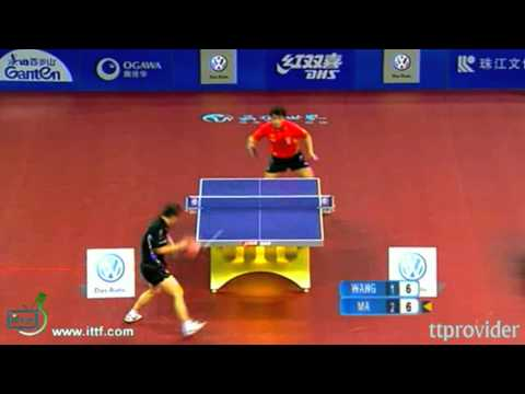 China Open 2011: Ma Lin-Wang Hao