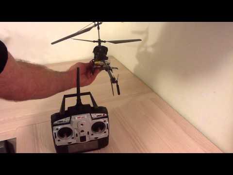 Utiliser un Hélicoptère RC - Jouer avec hélicoptère télécommandé