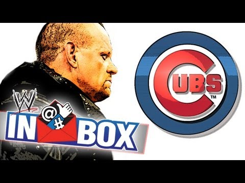 Undertaker or the Chicago Cubs? - WWE Inbox - Episode 36