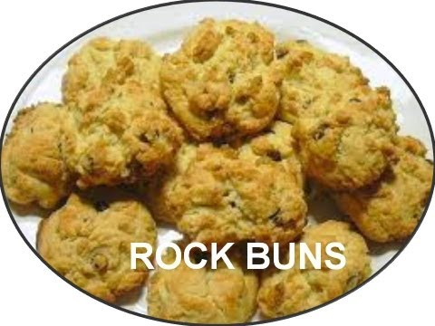 How to make Rock buns