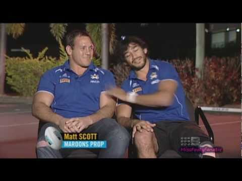 Johnathan Thurston - the laughing kookaburra HD [part 2]