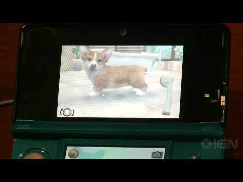 Nintendogs + Cats: Toy Poodle & New Friends - Bath Gameplay - UCKy1dAqELo0zrOtPkf0eTMw