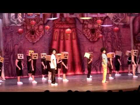 Talent Show 2012 6to grado
