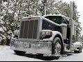 Truck Driver Skills: How to Climb & Descend a Slippery Grade in a Tractor Trailer