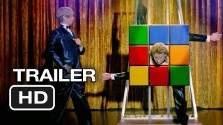The Incredible Burt Wonderstone Official Trailer (2013) - Steve Carell Movie HD