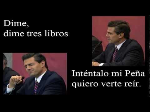 La defensa a Peña Nieto y sus libros | Canción: Son prole | Orgullosamente soy prole