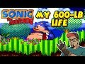My 600-lb Life Sonic The Hedgehog - Episode 1 Sonic XL!