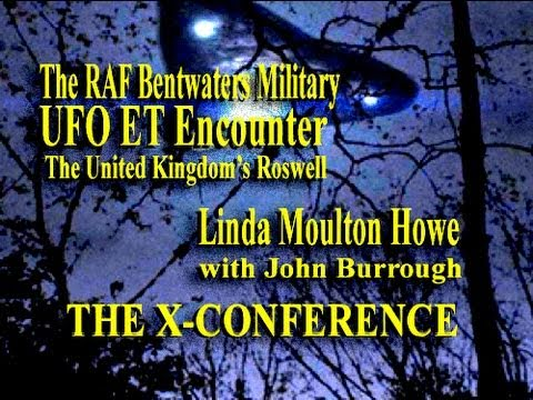 RAF Military UFO Encounter - Linda Moulton Howe LIVE