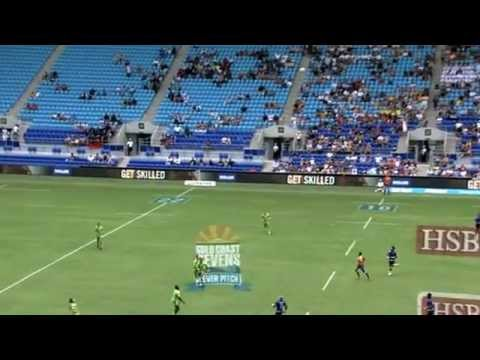 IRB Sevens World - Gold Coast Sevens highlights