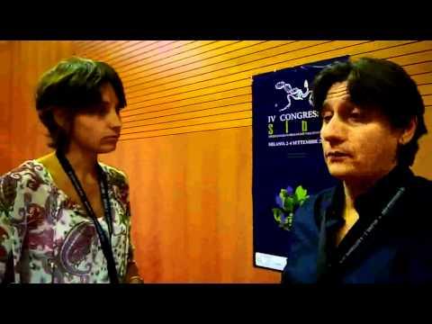 SIBE 2010 - David Caramelli - Le interviste di Pikaia