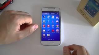 Vidéo : Tast Galaxy S4 Mini
