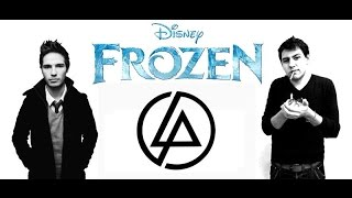 Let it Go - FROZEN: Linkin Park(style) - Feat:Richi Rich