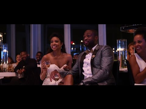 Gabrielle Union and Dwyane Wade Are Married  PEOPLEcom