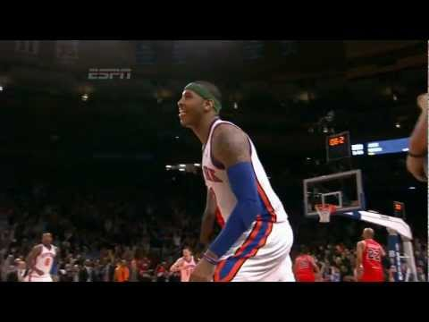 Carmelo Anthony- New York Knicks 2012 HD