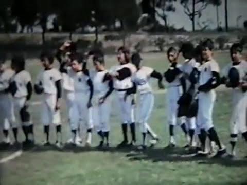 """Ustica Baseball Club - Napoli 1977. Giochi della Gioventù. """"di Claudio La Valle"""""""