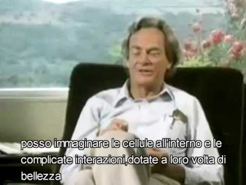 Richard Feynman scienza e poesia