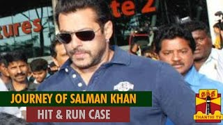 Watch Journey Of Salman Khan Hit-And-Run Case Thanthi tv Kollywood News 06/May/2015 online