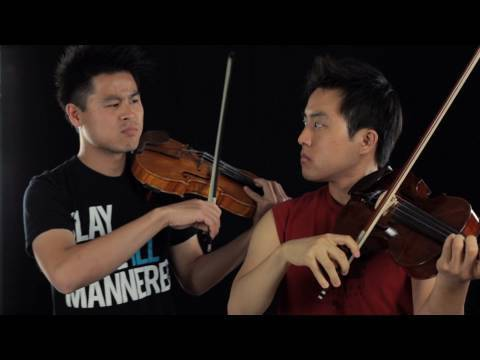 Violince - Episode 1: Let the Violins Begin!