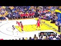 Фрагмент с средины видео - Golden State Warriors vs Houston Rockets Full Game Highlights / Game 3 / 2018 NBA Playoffs