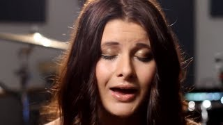 Demi Lovato - Heart Attack - Official Acoustic Music Video - Savannah Outen