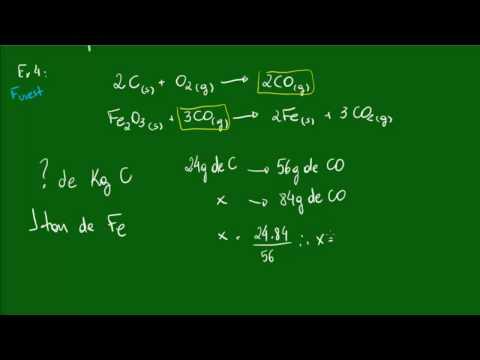 Estequiometria - Aula 4