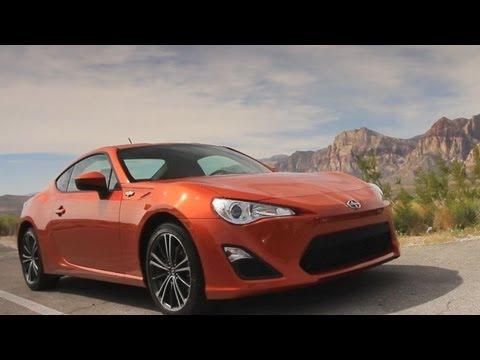 2013 Scion FR-S Video Review