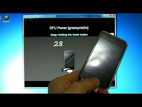 How To Jailbreak 4.3 iPhone 4/3Gs iPod Touch 4th/3rd Gen & iPad Semi Tethered - Sn0wbreeze 2.3b1