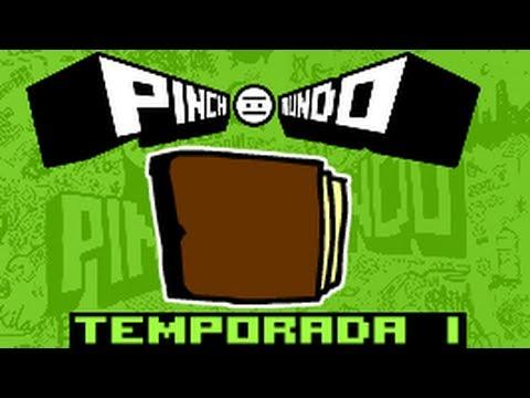PINCHIMUNDO - EL LIBRO