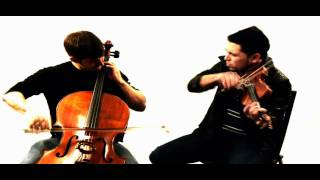 Tinie Tempah: Written in the Stars- David Wong and J.R. Pinna- Violin and Cello Cover