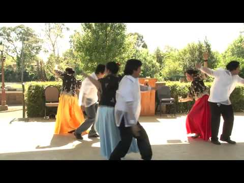 Kuratsa Dance (Filipino Traditional Dance)