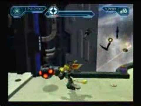 Ratchet & Clank Going Commando Part 1-They're Back!