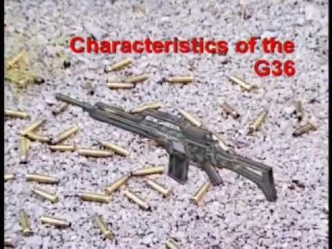 HK G36 Instruction video - Part 1