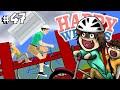 PIOVE SPAZZATURA DAL CIELO!! :D - Happy Wheels [Ep.47]