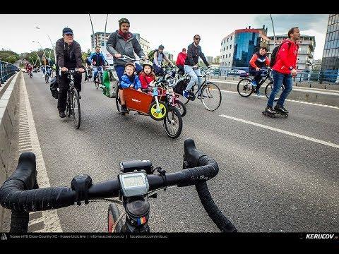 VIDEOCLIP Marsul biciclistilor - 1 - Bucuresti, 20 aprilie 2019 [VIDEO]