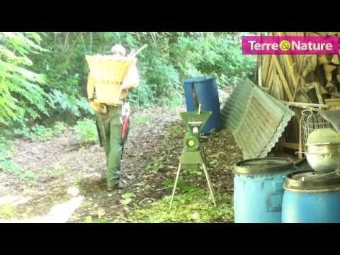 Utiliser le mulch pour diminiuer le travail au jardin