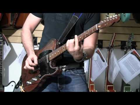 20 MILLION VIEWS for FA and PHILX! ROSEWOOD TELECASTER 01343.mov