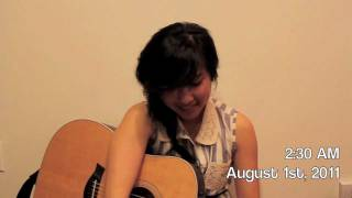 """Andrea An - """"Ugly"""" + """"You and I"""" by 2NE1 & Park Bom (ENGLISH COVER)"""