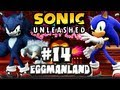 Sonic Unleashed (360/PS3) - (1080p) Part 14 - Eggmanland & Egg Dragoon Boss