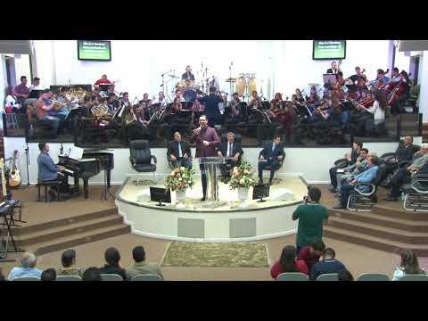Orquestra Sinfônica Celebração - Ele é exaltado - 15 07 2018