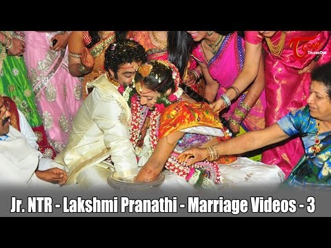 Jr. NTR - Lakshmi Pranathi - Marriage Videos - 03