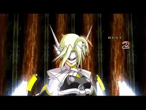 BlazBlue Continuum Shift All Astral Finishes