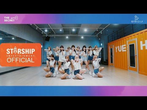 Secret (Dance Practice Version)