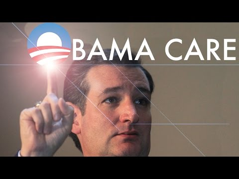 Hypocrite Sen. Ted Cruz Joins Obamacare While Condemning It