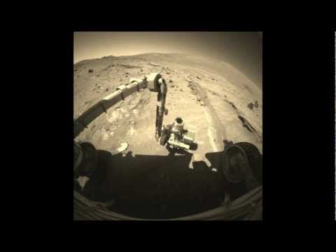 Mars Rover Spirit-s Entire Journey on Mars - Time Lapse