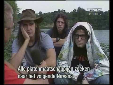 Nirvana - Interview 06/30/92 Stockholm, Sweden (Part 1 of 2, most complete & best quality)