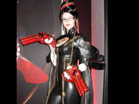 BAYONETTA !!BEST COSPLAY!!