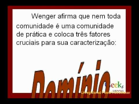 Seminário Communities of Practice.wmv