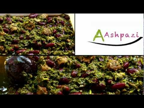 Ghormeh Sabzi recipe stew (khoresht) Persian Iranian food recipe