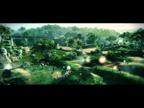 Battlefield Bad Company 2 - Vietnam launch trailer -6BZLERqAfIA