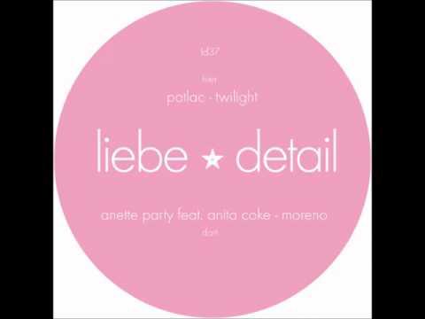 Anette Party feat. Anita Coke & Patlac - Moreno (Original Mix)